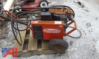 Dayton Pressure Washer