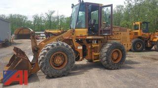 Case 621 Front End Loader