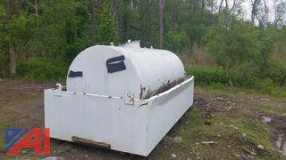 2,000 Gallon Fuel Tank with Containment
