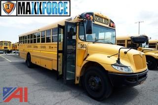 2009 IC CE 300 MaxxForce School Bus/363