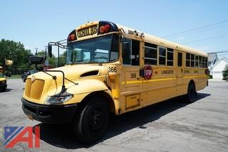 2009 IC CE 300 MaxxForce School Bus/366