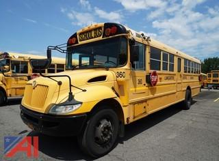 2009 IC CE 300 MaxxForce School Bus/360