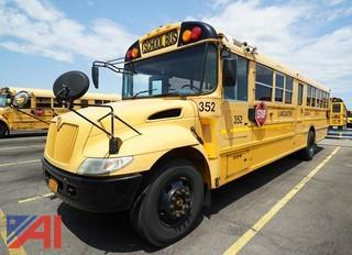 2008 IC CE 300 School Bus/352