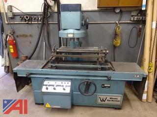 Vertical Milling Machine, Model #VM2000