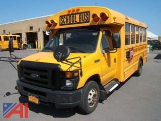 **Updated** 2010 Ford E450 School Bus