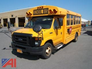 2010 Ford E450 School Bus
