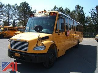 **Mileage Updated** 2008 Thomas B2 School Bus with Wheelchair Lift