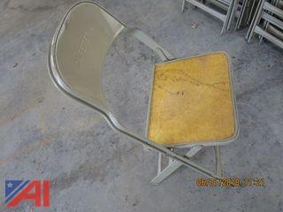 (56) Folding Chairs