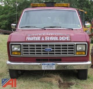 1990 Ford Econoline Van