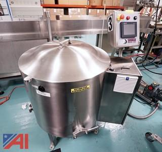 450lbs/200Kg Chocolate Melter/Conditioner/Temperer Kettle #0970-60