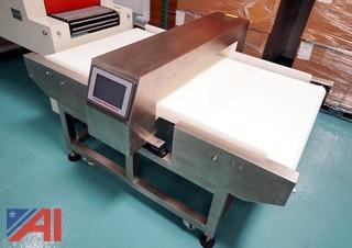 ZL-4001A Metal Detector For Food Production Packaging Machines