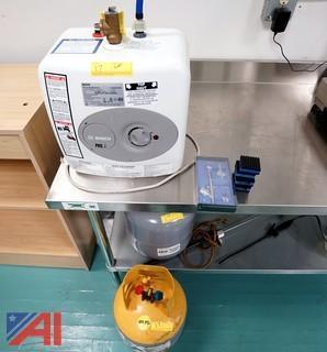 Bosch 2.5-Gal Mini Water Heater/Refrigerant Tanks