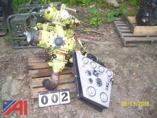 Champion Fire Pump
