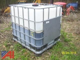 Firefighting Foam Container