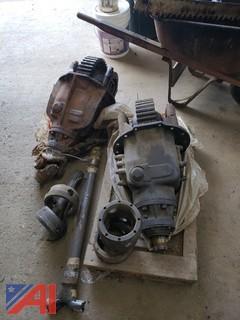 Used Rear Ends For Oshkosh Trucks