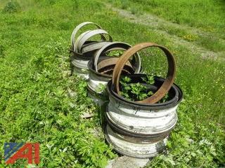 (6) Tire Rims