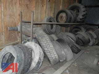 (50+) Lot of Tires