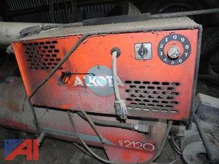 Alkota Steam Cleaner, Model #2120