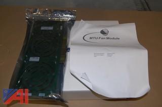 New MTU Fan Module