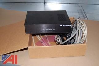 Cassadian Audio Control Unit