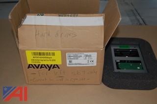 New Avaya Hard Drive