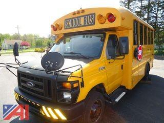 2009 Thomas School Bus with Wheelchair Lift