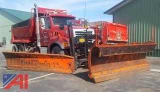 2007 Sterling LT9500 Dump Truck & Plows