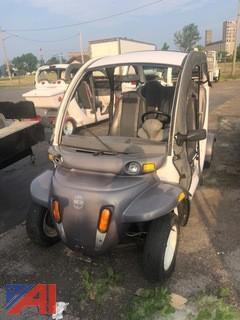 2002 Gem E825 Car