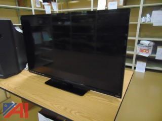 42 inch Flat Screen TV w/ Surround
