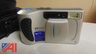 HP 2.5 Digital Zoom Camera