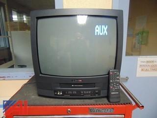 Emerson TV/VCR Combo