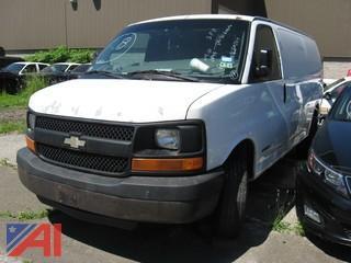 2006 Chevrolet Express Van