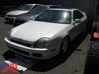 2000 Honda Prelude 2 Door