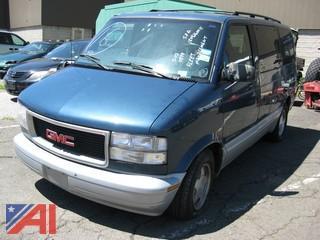 1998 GMC Van