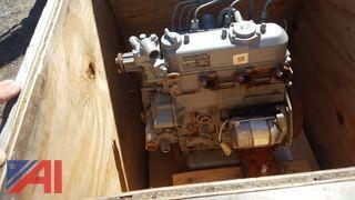 Kubota Diesel Engine - New in Crate