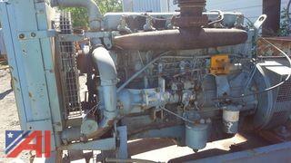 GM Bedford Diesel Generator