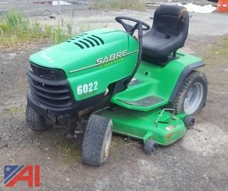 John Deere Sabre Riding Lawn Mower