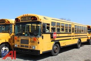 2001 Blue Bird TC2000 Bus