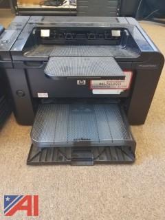 (1) HP Laserjet 1606dn Printer