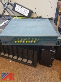 Cisco ASA 5505 Series Adaptive Security Appliance Firewall
