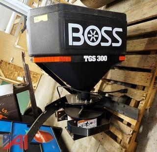 Boss TGS-300 Tailgate Salt Spreader