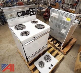 3 Pc Range/Ovens