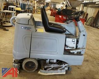 Advance HR-2800 Ride On Floor Autoscrubber