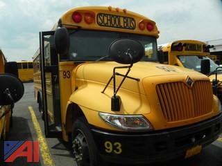 2005 International 3300 School Bus