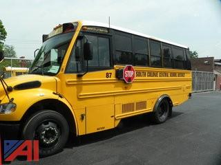 2007 Freightliner B2 School Bus with Wheelchair Lift