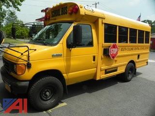 2006 Ford E350 School Bus