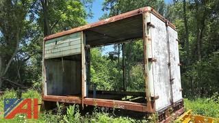 Old Soda Vending Body
