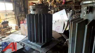 (3) General Electric Transformers