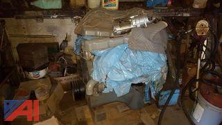 Ford F350 Diesel Engine & More