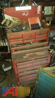 Snap On Tool Chest & Contents